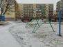 2016r - Plac zabaw przy ul. Chałubińskiego 2