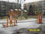 2016r - Plac zabaw przy ul. Wierzejewskiego-Powalisza